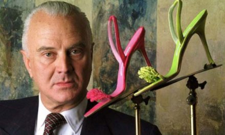 Manolo Blahnik и неговите любими обувки