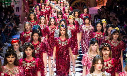 Dolce&Gabbana Women's Fall/Winter 2016-17