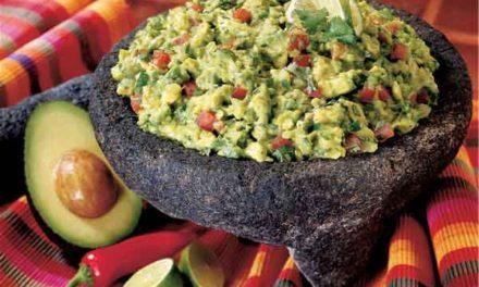 Мексиканско гуакамоле
