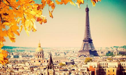 Париж – градът на любовта