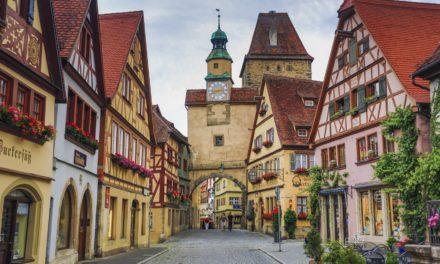 Германия – страна от приказките първа част