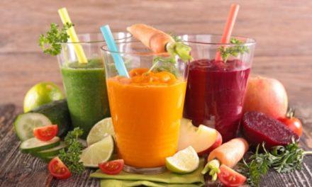 Седем сока и тяхната лечебна сила