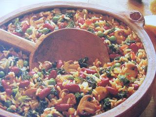 Насладете се на ориз с  боб от Луизиана