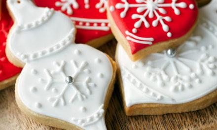 Christmas cookies – Коледни сладки специално за вас