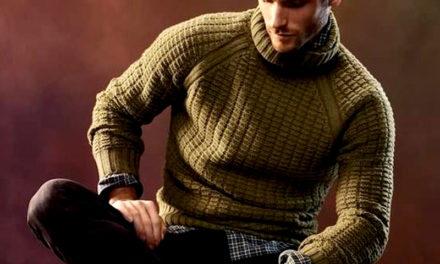 Мъжките пуловери любими за месец декември