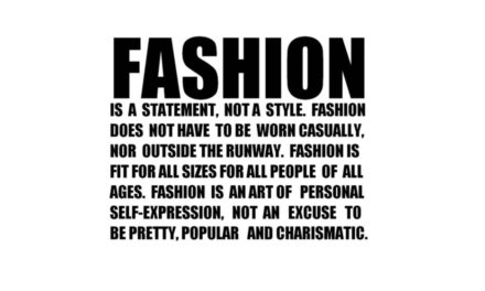 Fashion Steps Note