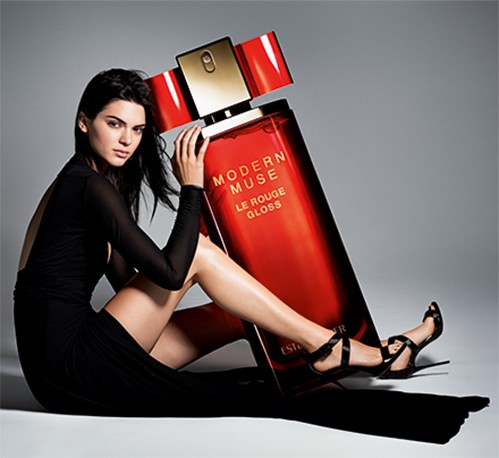 Музата на Estee Lauder –  Kendall Jenner