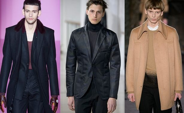 Спортно – елегантната визия в мъжките облекла през зимата
