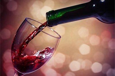 Вино и мезета