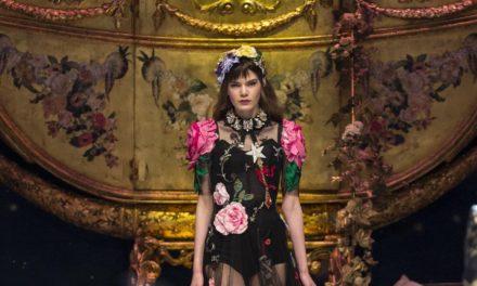 Ready for Dolce & Gabbana есен/зима 2016 – 2017 г.