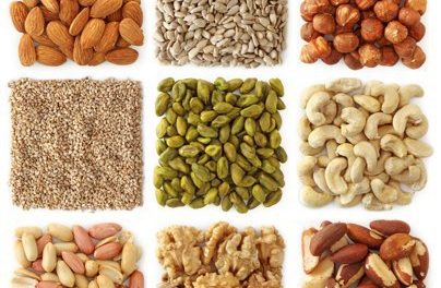 Полезни ядки и семена