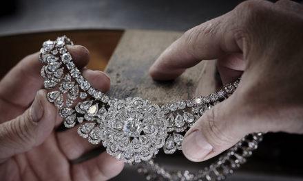 Известната марка Chopard с нова уникална колекция бижута