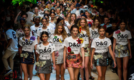 Dolce & Gabbana с уникални манекени