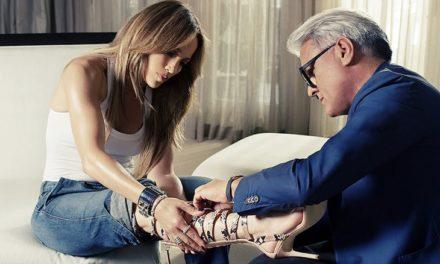 Jennifer Lopez с нова колекция обувки