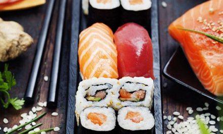 Насладете се на суши в домашни условия