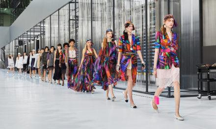 Chanel пролет – лято 2017