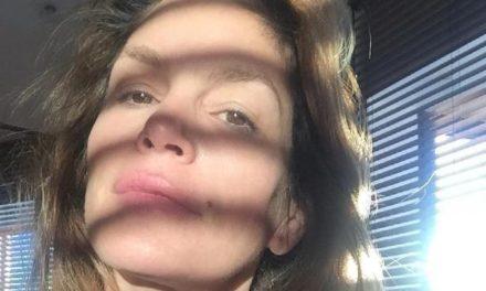 Cindy Crawford пусна свой снимки без грим