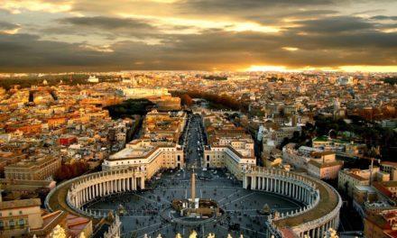 """Рим – градът на """"седемте хълма"""""""