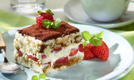 Изкушете се с ягодово тирамису