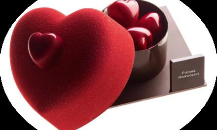 Вино и шоколад за Свети Валентин  по здравословен начин