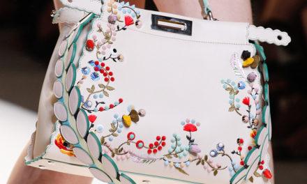 Големите чанти и тази пролет и лято на мода