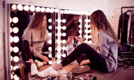 Gigi Hadid рекламно лице в новата кампания на Reebok