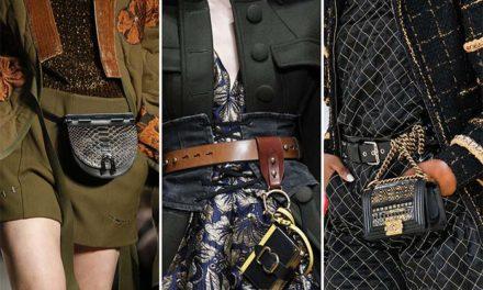 Чантите на кръста отново на мода
