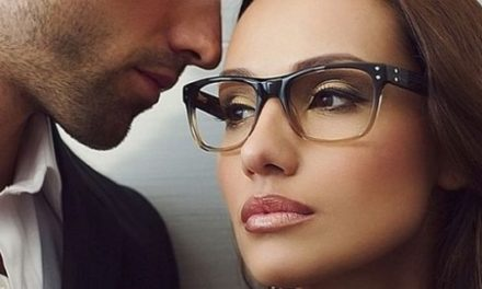 Големите очила – аксесоар за месец февруари