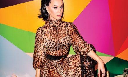 Katy Perry със собствена колекция обувки