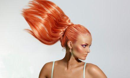 Hair style – метални отблясъци в косата за 2017 г.