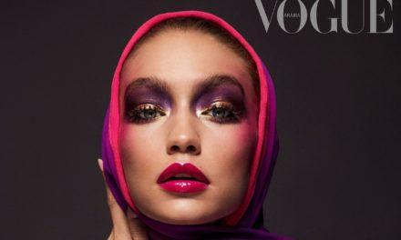 Gigi Hadid корица на първия арабски Vogue