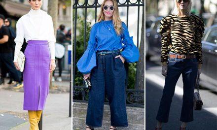 Синият цвят е предпочитан на седмицата на модата в Paris