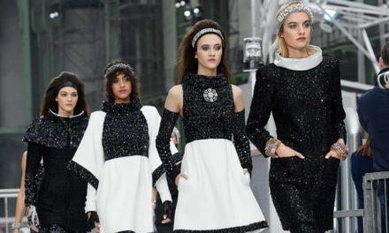 Chanel с уникално модно дефиле за последния ден от седмицата на модата в Paris
