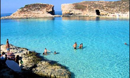За месец Април пътуваме до Малта