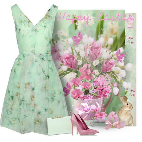 Носете пъстри, флорални модели за Великденските празници