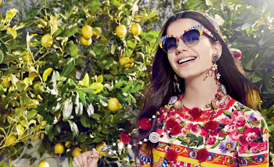 Dolce & Gabbana с ново лице за рекламната си кампания