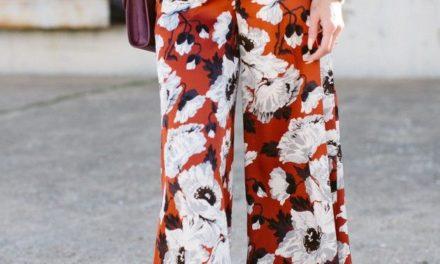 Многоцветните панталони са тренда за тази пролет и лято