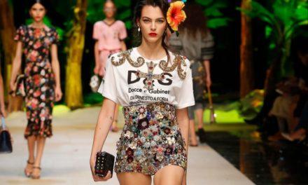 Dolce & Gabbana пролет – лято 2017 г.