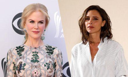 Nicole Kidman и Victoria Beckham в общ проект