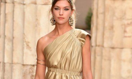 Новата колекция на Chanel вдъхновена от древна Гърция