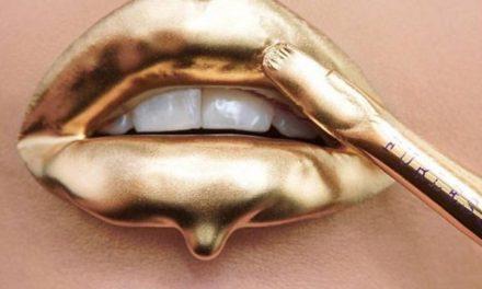 Арт върху устните – тренд за този сезон