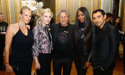 Naomi Campbell и Diesеl с нова колекция