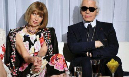 Karl Lagerfeld и Anna Wintour ще създадат заедно колекция