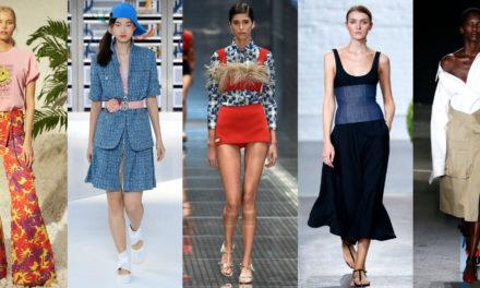 Запомнете този летен сезон, носете ретро модели