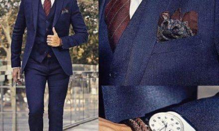 Сватбена мода за мъже
