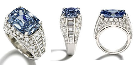 """Нека кажем """"Да"""" – с най – скъпият годежен пръстен в света"""