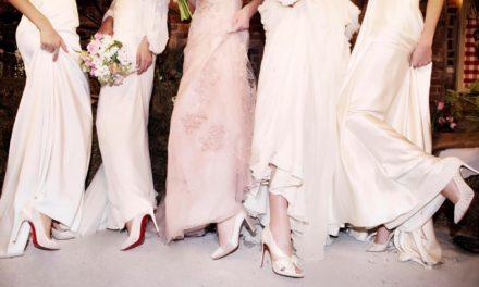 Christian Louboutin със сватбена колекция обувки