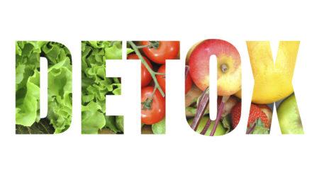 Detox – салата с кисело мляко