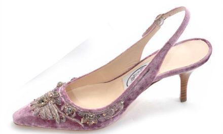 Emma Hope – дизайнерката на обувките с бродерии