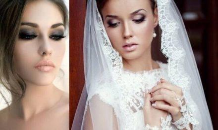 Новите тенденции в сватбения грим